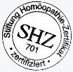 Zertifikat der Stiftung Homöopathie