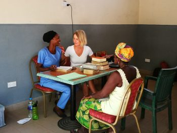 Mobile Clinic in Gambia