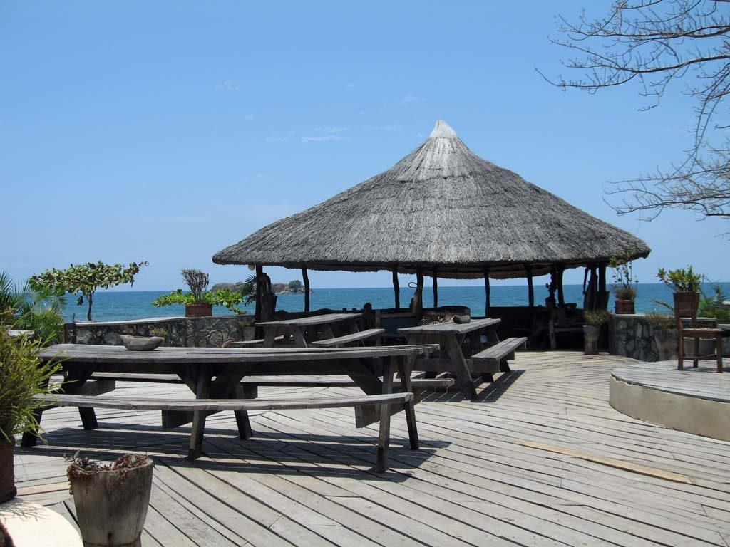 Lodge am Lake in Malawi