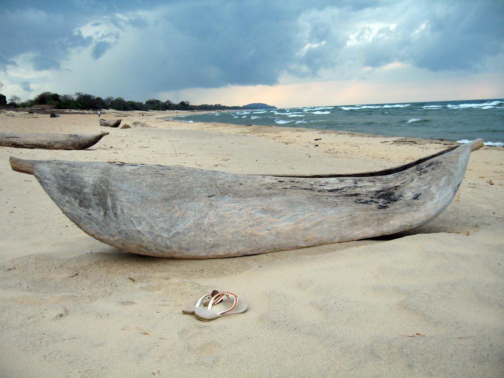 Strand Lake in Malawi